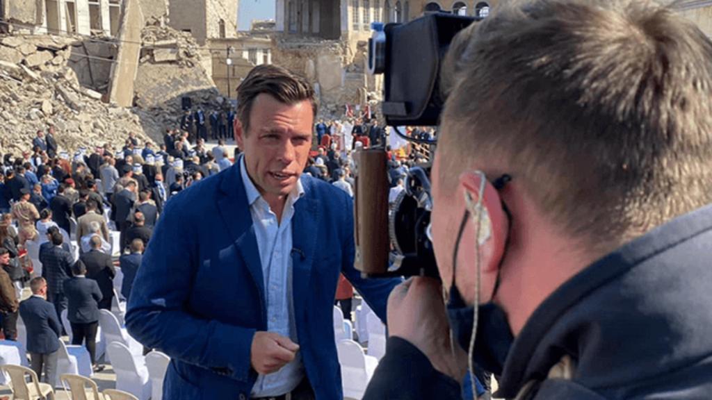 Sky News Correspondent Blames Anti-Semitic Attacks On Israel