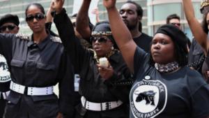 black supremacists