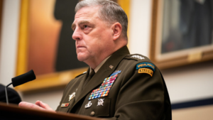 General Milley defends Critical Race Theory