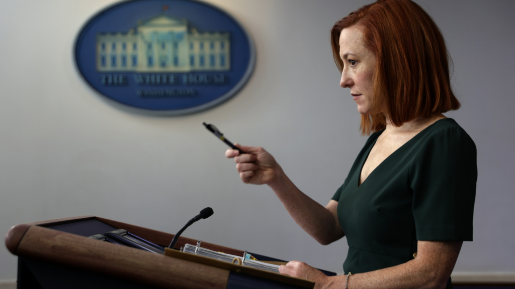 Mounting Censorship: White House Flagging Posts for Facebook, says Psaki
